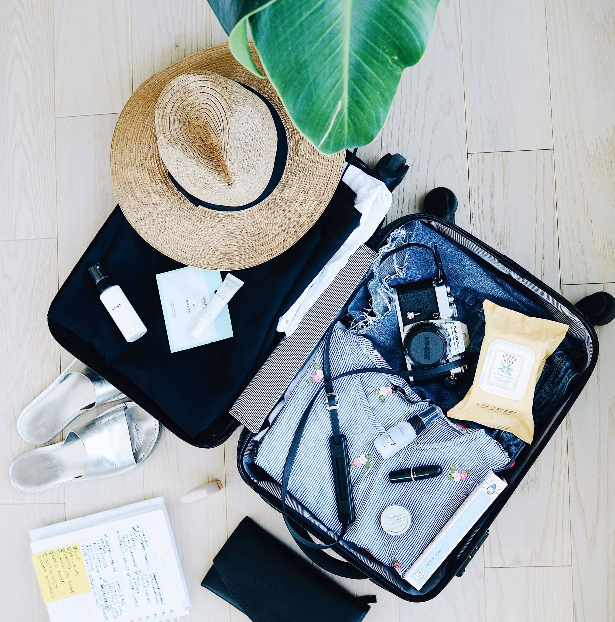Travel essentials in times of New Normal